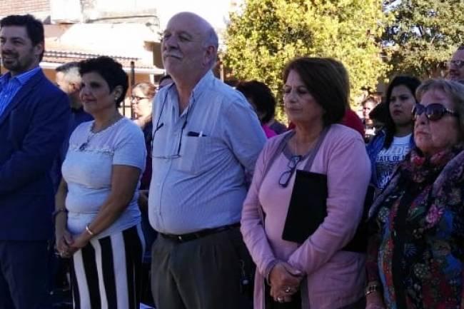 Nilda Roldán y Carmen Suárez inauguraron nuevo espacio educativo