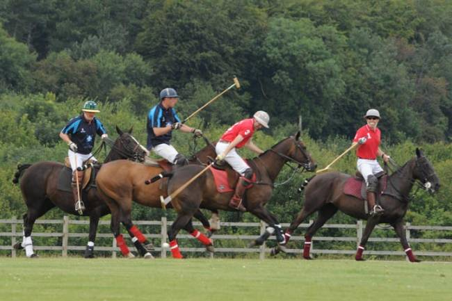Torneo de Polo a beneficio de la Fundación Pequeños Gigantes