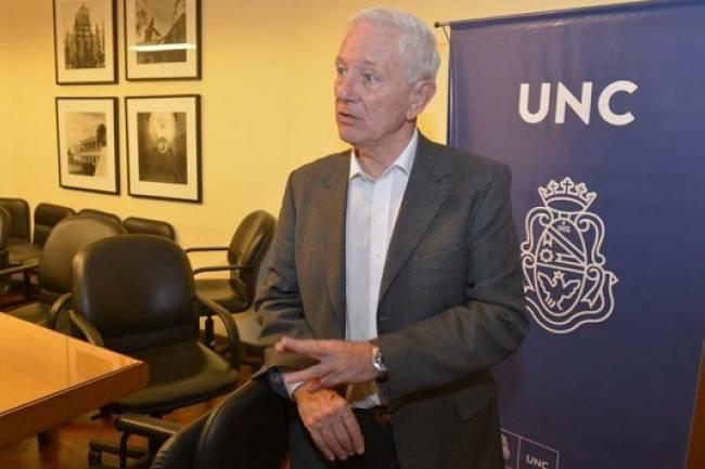 Hugo Juri ganó  las elecciones en la UNC