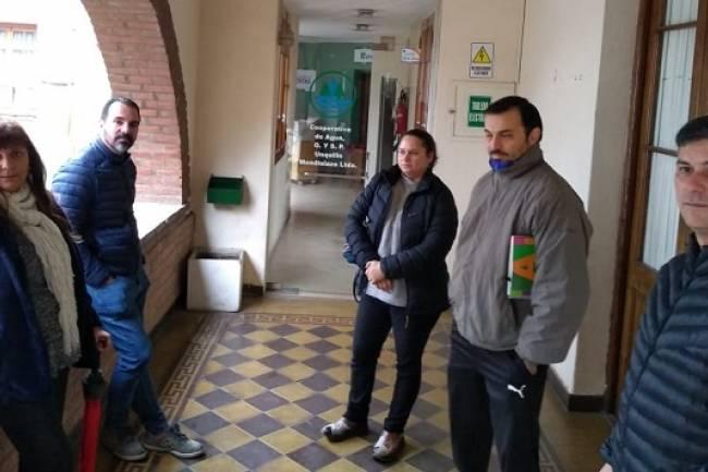 Mesa de diálogo entre Centros Vecinales de Mendiolaza y Salibi