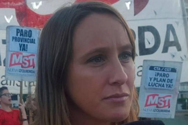 """Luciana Echevarría: """"Hay que adelantar las elecciones"""""""