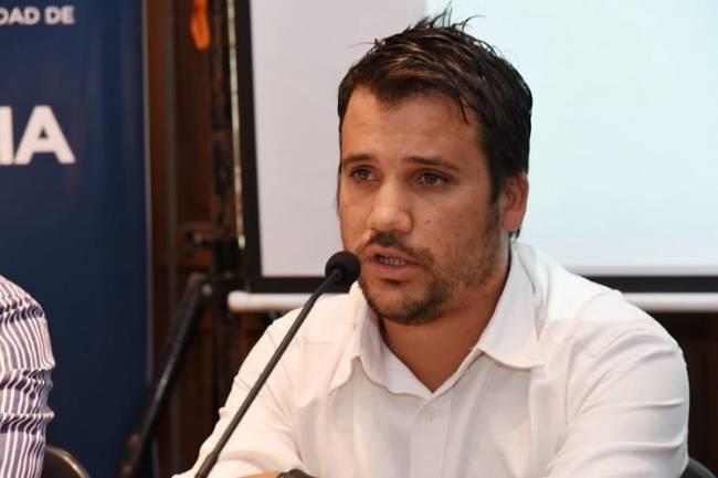 Marcos Torres nuevo Intendente de Alta Gracia