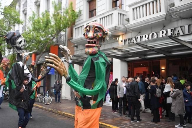 Ya se vive el 12° Festival Internacional de Teatro del Mercosur
