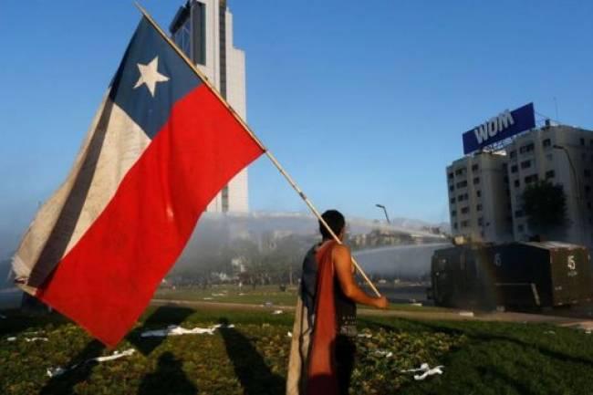 Lo que nadie te muestra de la crisis en Chile