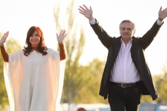 El Frente de Todos cerró su campaña en La Feliz