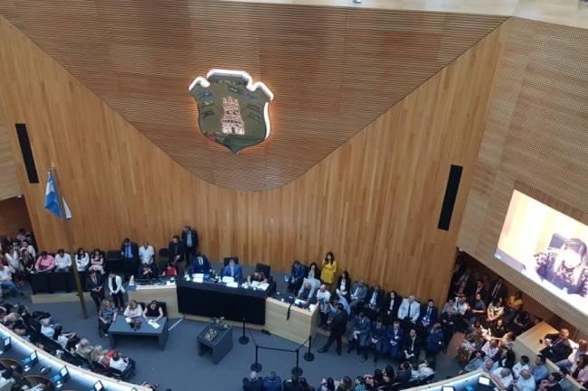 Las fotos de la jura de los nuevos legisladores