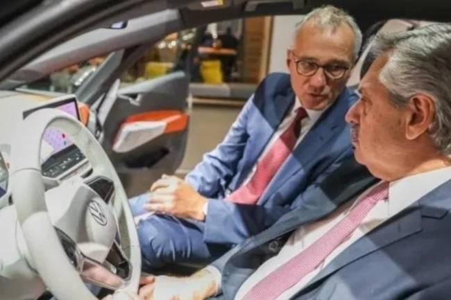 Volkswagen invertirá en Córdoba y Buenos Aires 800 millones de dólares