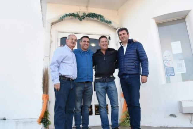 Telenovela política en La Falda
