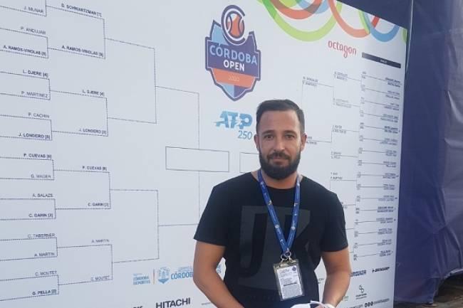 Los vinos de la bodega A16 sorprenden en el ATP Tour de Córdoba