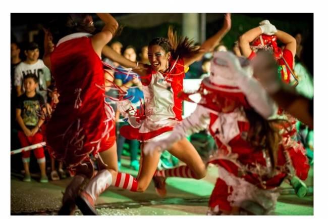 Comienzan los carnavales barriales en Villa Allende