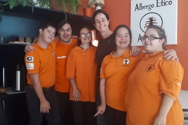 """Corre riesgo de continuidad el hostel inclusivo """"Albergo Etico"""""""