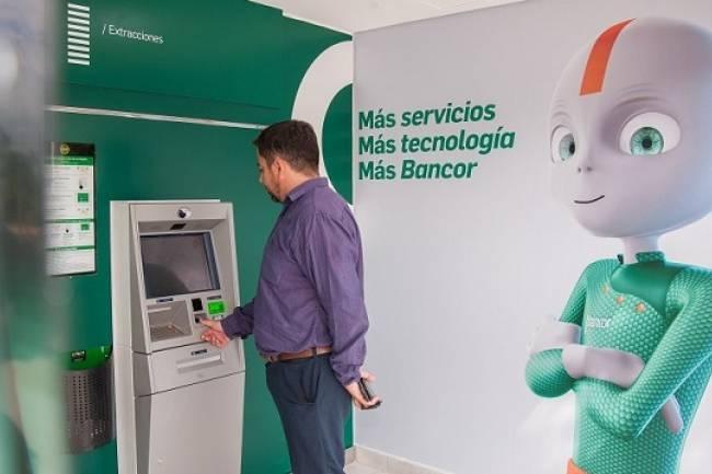 Bancor consolida su presencia en Traslasierra con el 80 por ciento del parque total de cajeros automáticos