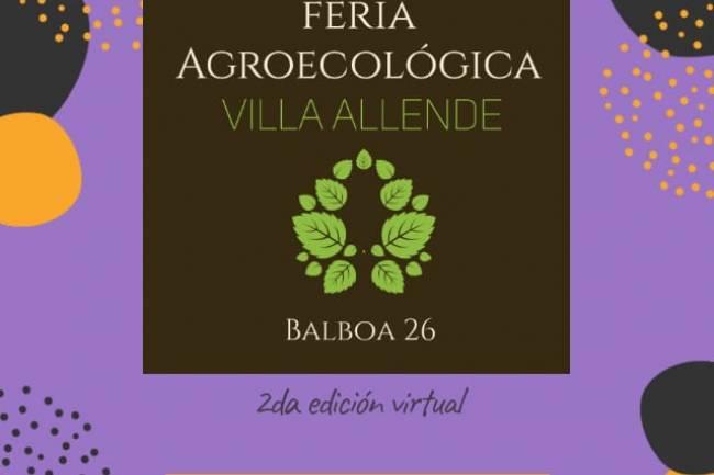 Feria agroecológica virtual en Villa Allende