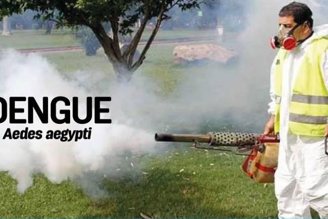 Fumigarán Mendiolaza por el Dengue