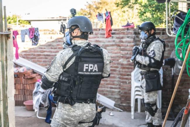 FPA incauta droga por un valor a más de 5 millones de pesos