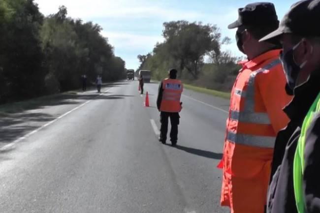 Venían desde Córdoba Capital, intentaron evadir un control pero fueron detenidos