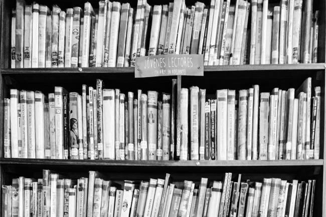 Cita a ciegas con un libro: La ingeniosa propuesta de una Biblioteca  de Río Tercero