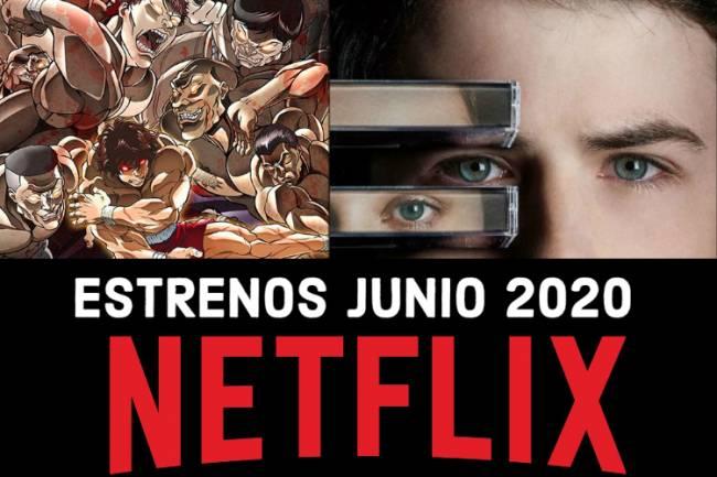 Netflix: Estrenos del mes de Junio