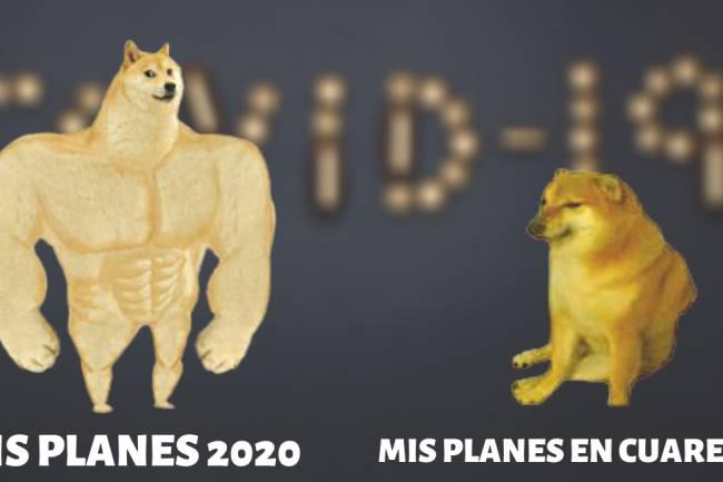 """2020: planes vs pandemia. Los estudiantes que quedaron """"varados"""" en Córdoba."""