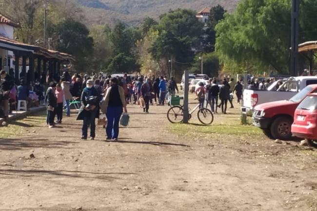 Movidito fin de semana en Capilla: Sorpresas y descontento