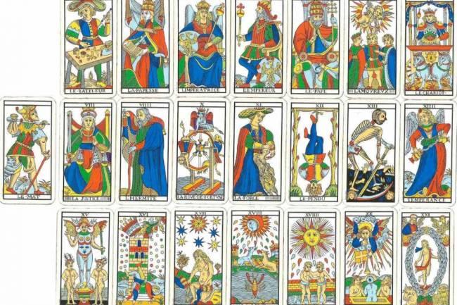 Historia del Tarot: Segunda parte