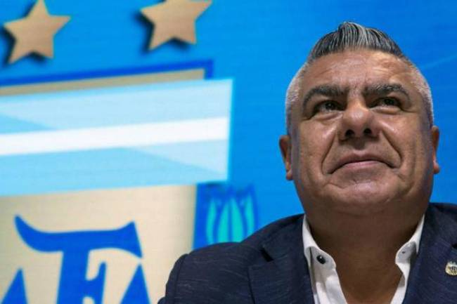 "El mensaje de Claudio ""Chiqui"" Tapia para la vuelta del fútbol en Argentina"