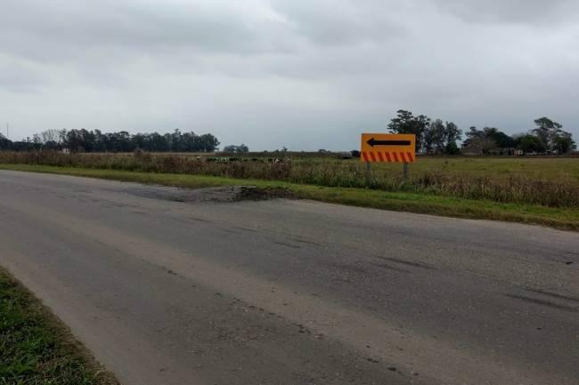 Se reanudan las obras en la Ruta 158 con un costo de 2 mil millones de pesos