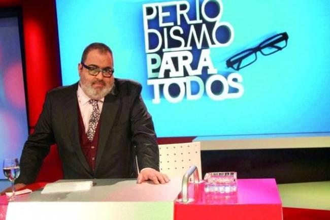 """Lanata: """"Los políticos siguen cobrando lo mismo mientras media Argentina cobra unas limosnas"""""""