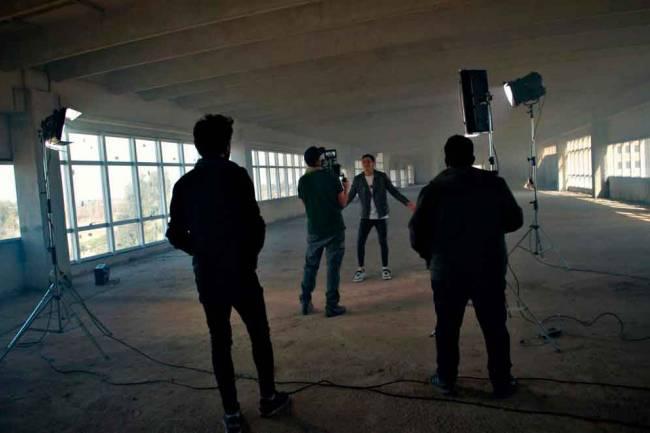 Luz, cámara y acción: Se reactivan los rodajes audiovisuales