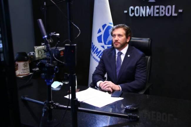 Conmebol presentó el Protocolo de Recomendaciones Médicas
