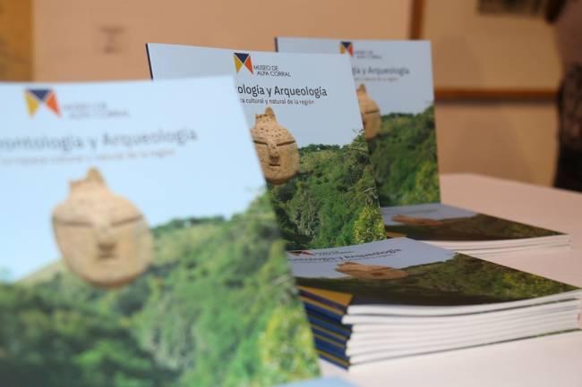 La Riqueza Arqueológica de Alpa Corral plasmada en un libro