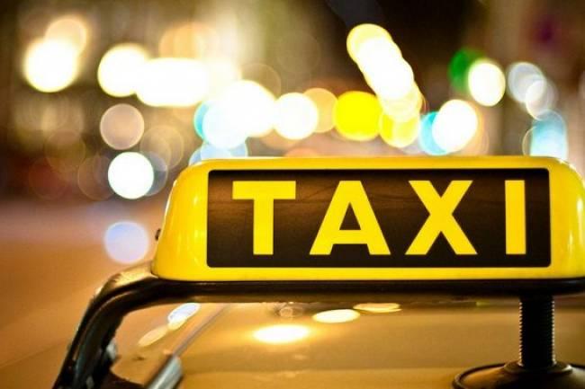 El  Taxi llevaba drogas en lugar de pasajeros.