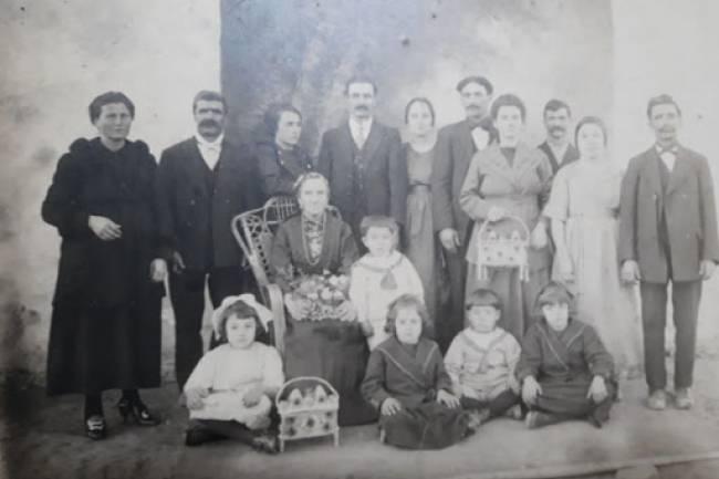 Los Fundadores de General Cabrera y un simpático viaje en tren