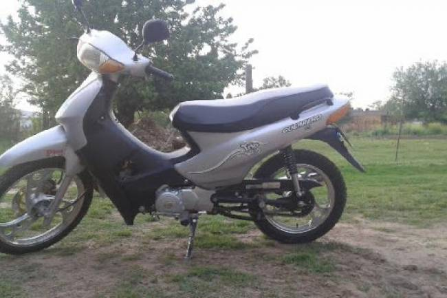 Quiso vender la moto y la terminó pagando en lugar de cobrarla