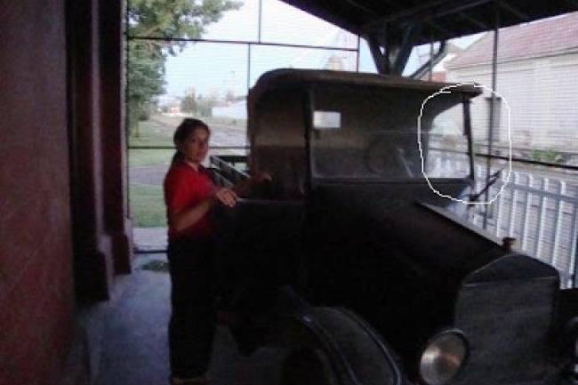 Fantasmas del Ford T en el Museo de General Cabrera