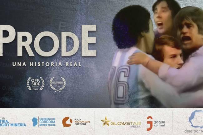 Racing de Córdoba: El documental PRODE esta de estreno en FLOW