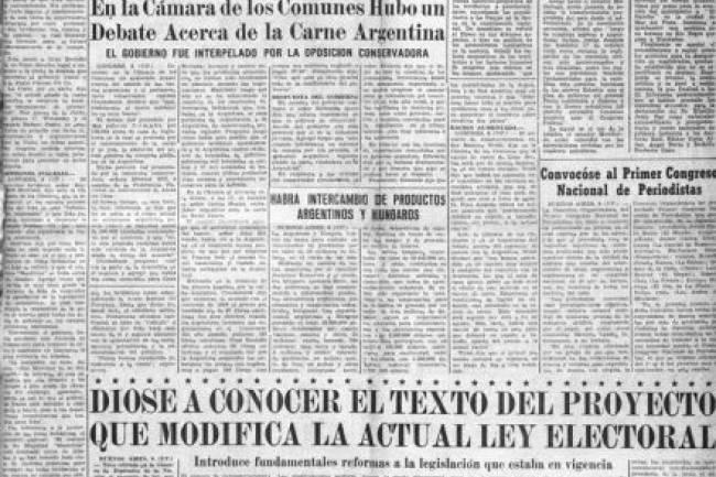 Hace 69 años Chaco se convertía en provincia