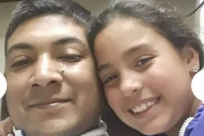 Niña de once años y aspirante a bombero salvó la vida de su padre