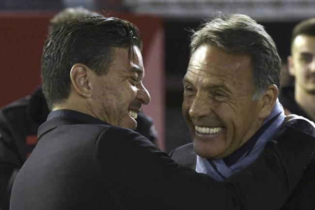 """Copa Libertadores: """"Muñeco Russo"""""""