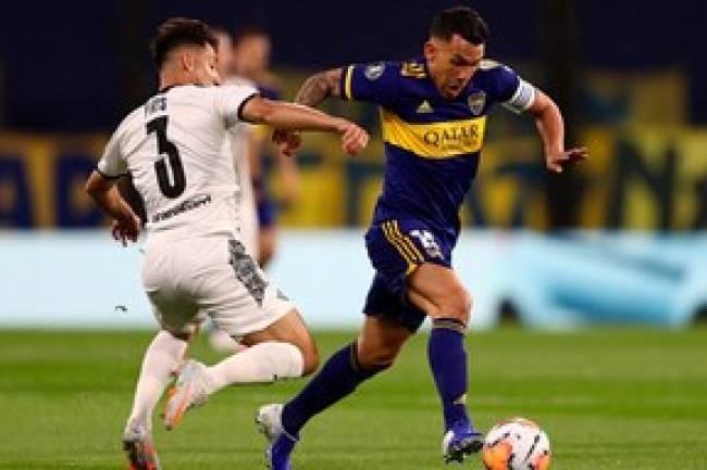 Copa Libertadores: Boca no estuvo fino y empató en la Bombonera ante Libertad