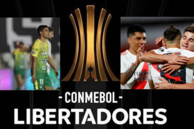 Copa Libertadores: River puntero y Defensa y Justicia afuera