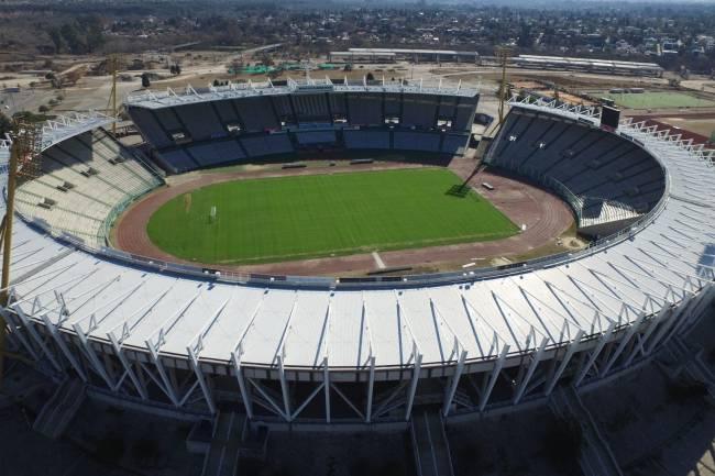 El Estadio Kempes será escenario de la final de la Copa Sudamericana