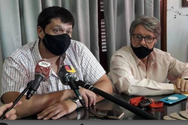 El Intendente Carlos Briner y Tweety Carrario denunciados