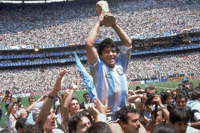 El mundo llora: Murió Diego Armando Maradona