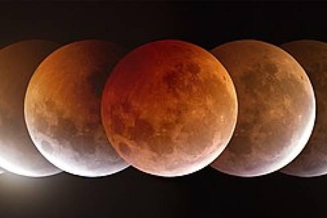 El 30 de noviembre será el último eclipse lunar del año