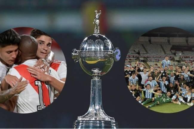 Copa Libertadores: River y Racing avanzan a cuartos de final