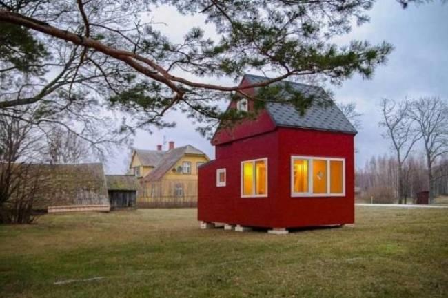 Fácil de llevar: ¿ una casa flexible?