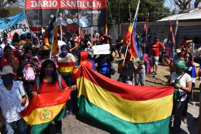 Análisis de los lazos entre bolivianos y cordobeses, arrojados en un estudio de campo.