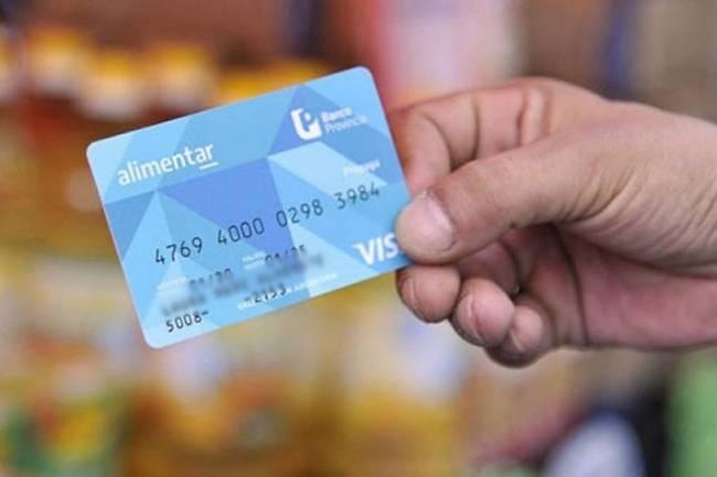 Tarjeta Alimentar: el gobierno quiere aumentar el valor del beneficio