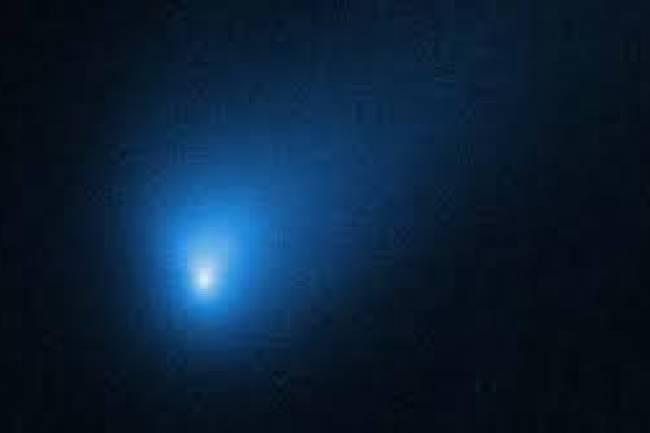 Testigos afirman haber visto un portal intergaláctico en el Uritorco